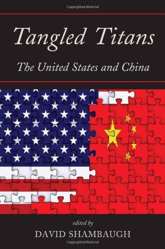 Tangled Titans The United States and China  2012 edition cover