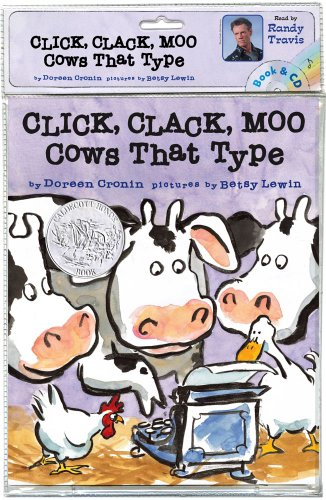 Click, Clack, Moo Cows That Type N/A edition cover