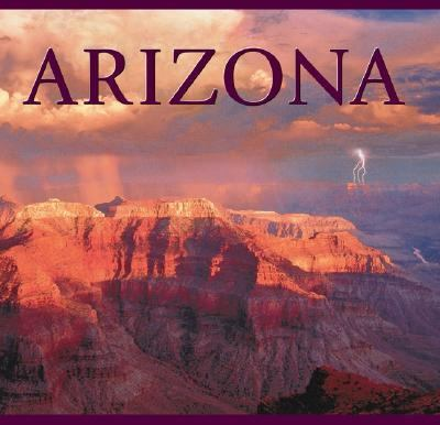 Arizona  N/A 9781552857700 Front Cover