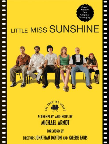 Little Miss Sunshine   2007 edition cover