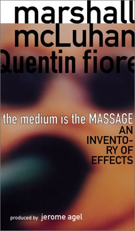 Medium Is the Massage  3rd 2001 (Reprint) edition cover
