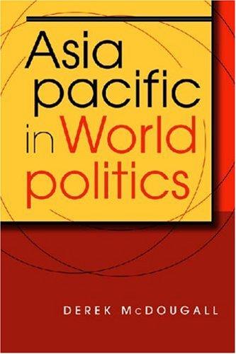 Asia Pacific in World Politics   2006 edition cover