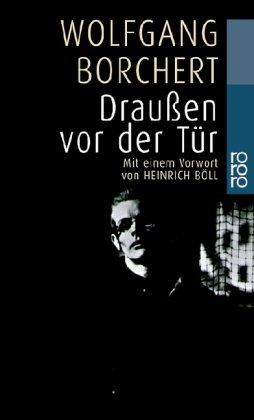DRAUSSEN VOR DER TUR 1st 9783499101700 Front Cover