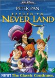 Peter Pan in Return to Never Land System.Collections.Generic.List`1[System.String] artwork
