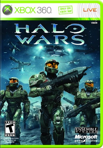 Halo Wars - Xbox 360 Xbox 360 artwork