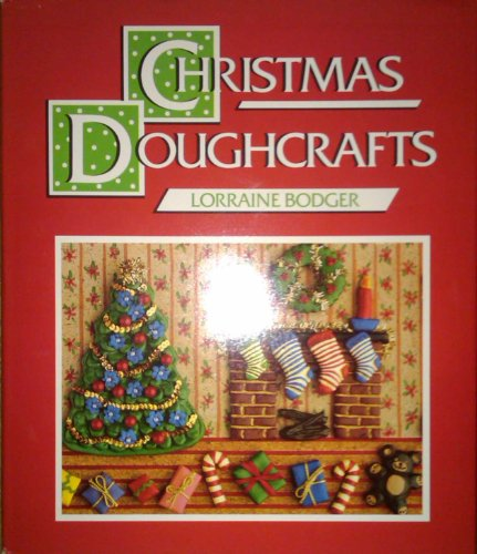 Christmas Doughcrafts   1986 9780024967701 Front Cover