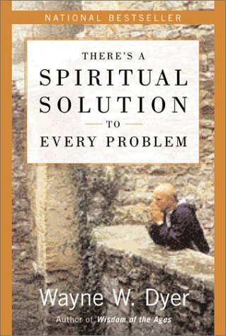 There's a Spiritual Solution to Every Problem   2001 edition cover
