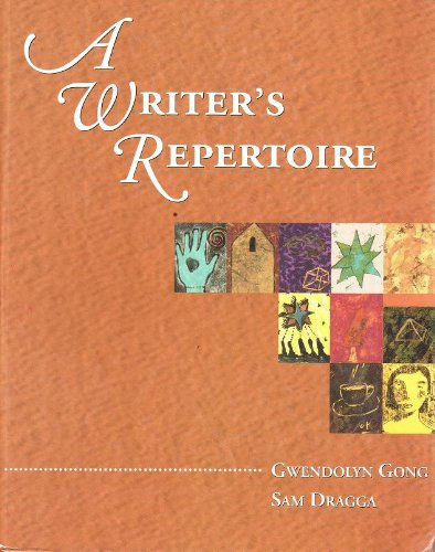 Writer's Repertoire   1995 edition cover