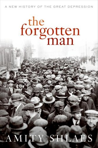 Forgotten Man A New History of the Great Depression  2007 edition cover