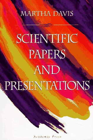 Scientific Papers and Presentations   1996 9780122063701 Front Cover