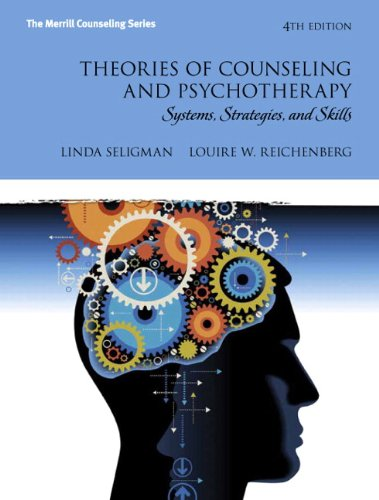 Theories of Counseling and Psychotherapy Systems, Strategies, and Skills 4th 2014 edition cover