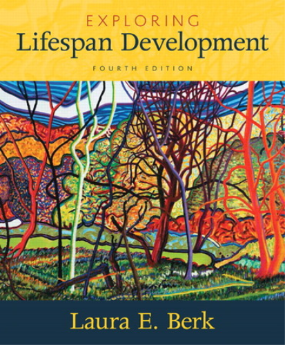Cover art for Exploring Lifespan Development, 4th Edition
