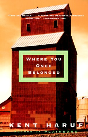 Where You Once Belonged   2000 edition cover