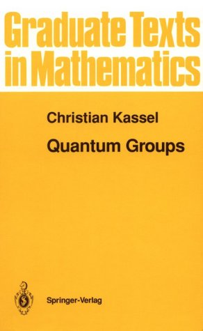 Quantum Groups   1995 edition cover