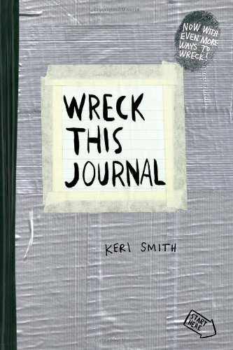 Wreck This Journal  N/A edition cover