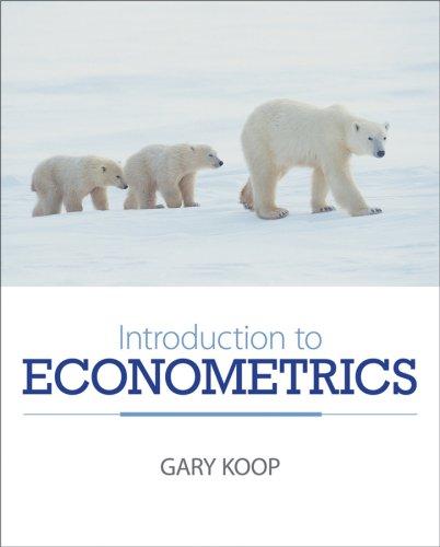 Introduction to Econometrics   2008 edition cover