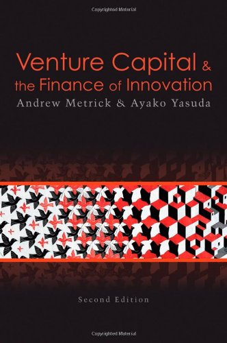 Venture Capital and the Finance of Innovation  2nd 2011 edition cover