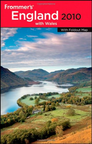 England 2010  5th 2009 9780470470701 Front Cover
