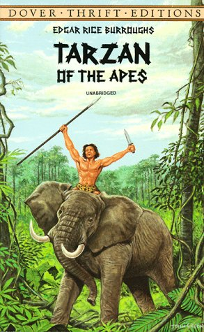 Tarzan of the Apes   1997 (Unabridged) edition cover
