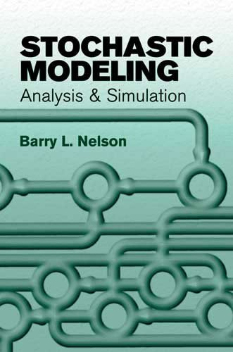 Stochastic Modeling Analysis and Simulation  2010 edition cover