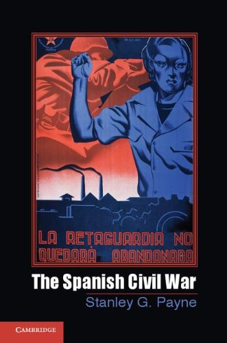 Spanish Civil War   2012 9780521174701 Front Cover