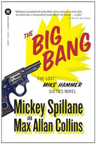 Big Bang An Otto Penzler Book  2010 9780547521701 Front Cover