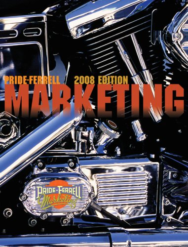 Marketing 2008  14th 2008 edition cover