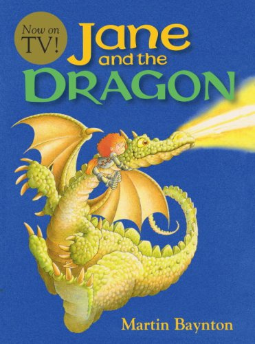 Jane and the Dragon  N/A edition cover