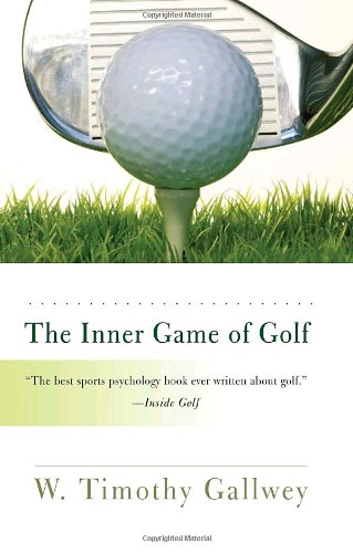 Inner Game of Golf   2009 edition cover
