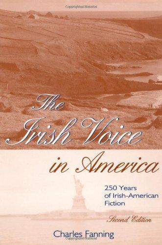 Irish Voice in America 250 Years of Irish-American Fiction 2nd 2000 edition cover