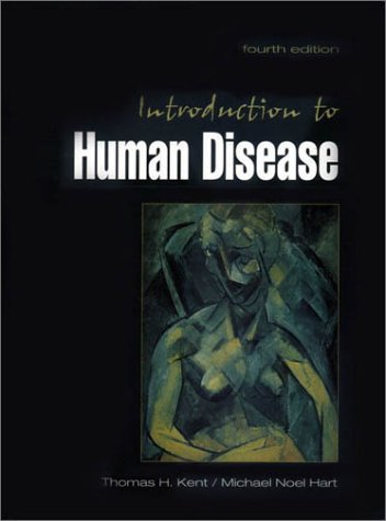 Introduction to Human Disease  4th 1998 edition cover
