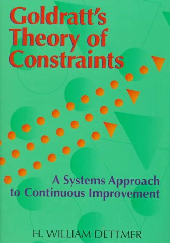 Goldratt's Theory of Constraints A Systems Approach to Continuous Improvement  1997 edition cover
