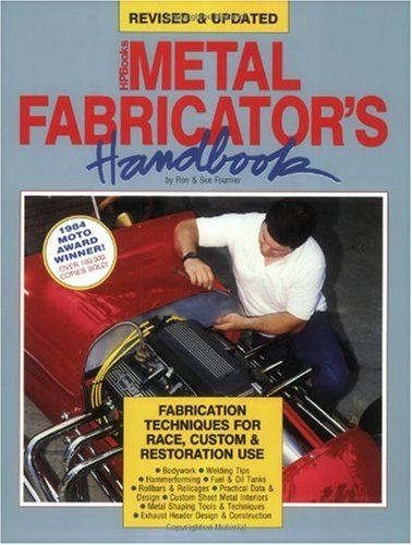 Metal Fabricator's Handbook  1990 (Revised) edition cover