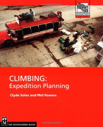 Climbing - Expedition Planning   2003 edition cover