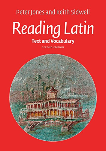 Reading Latin Text and Vocabulary 2nd 2015 9781107618701 Front Cover