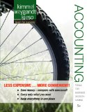 Accounting 5E Binder Ready Version + WileyPlus Registration Card  N/A edition cover