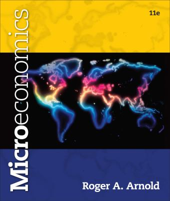 Microeconomics  11th 2014 edition cover