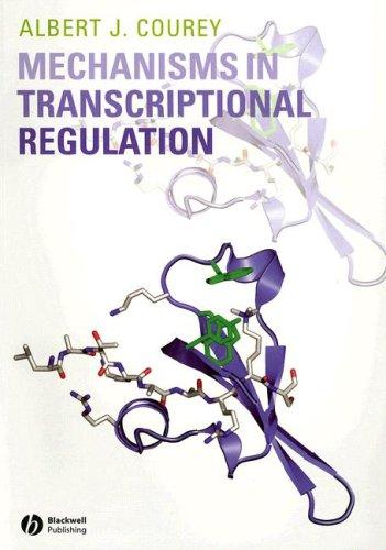 Mechanisms in Transcriptional Regulation   2008 edition cover