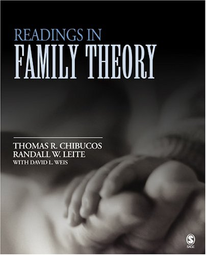 Readings in Family Theory   2005 edition cover
