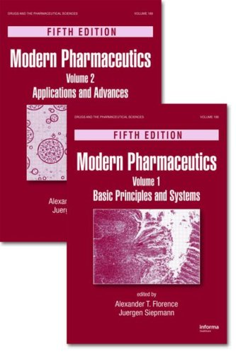 Modern Pharmaceutics  5th 2010 (Revised) edition cover