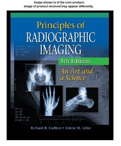 Workbook for Carlton/Adler's Principles of Radiographic Imaging  5th 2013 edition cover