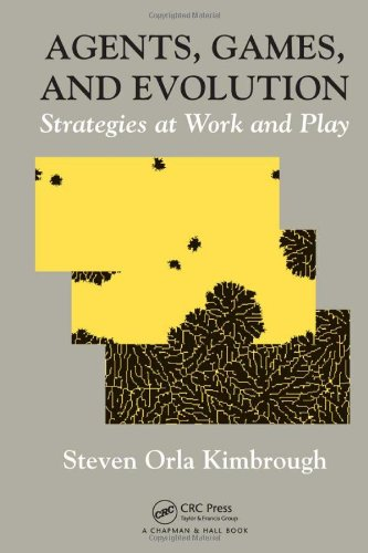 Agents, Games and Evolution Strategies at Work and Play  2011 edition cover