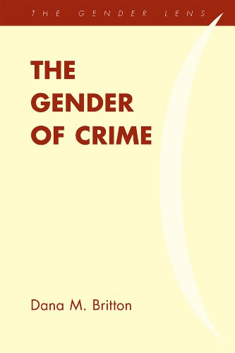 Gender of Crime   2011 edition cover