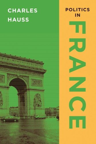 Politics in France   2006 (Revised) 9781568026701 Front Cover