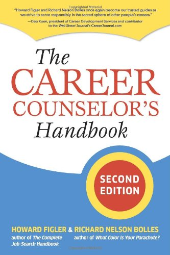 Career Counselor's Handbook  2nd 2007 (Revised) edition cover