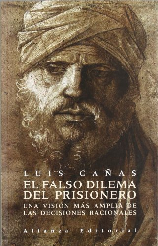 El falso dilema del prisionero/ The false dilemma of prisoner:  2008 edition cover