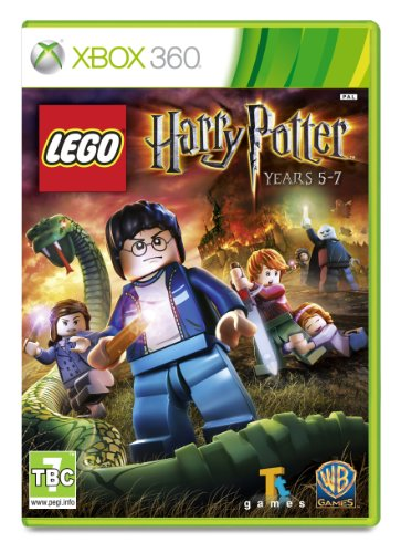 LEGO Harry Potter: Years 5-7 for Xbox 360 Xbox 360 artwork