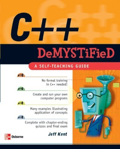 C++ Demystified   2004 edition cover