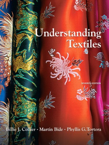 Understanding Textiles  7th 2009 9780131187702 Front Cover