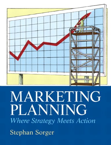 Marketing Planning   2012 (Revised) edition cover